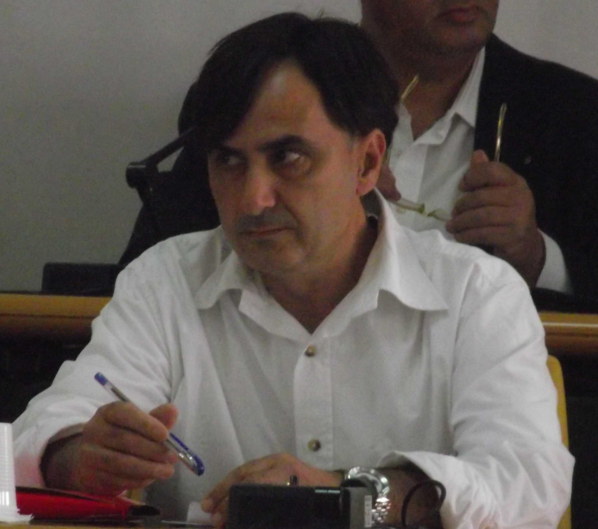 assessore Marcello Bracciale
