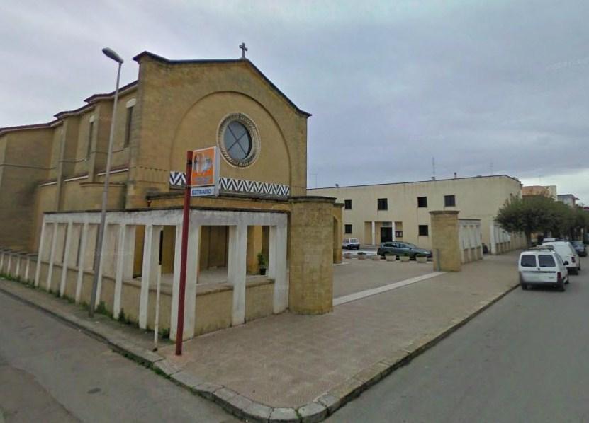 la parrocchia dei santi Angeli Custodi