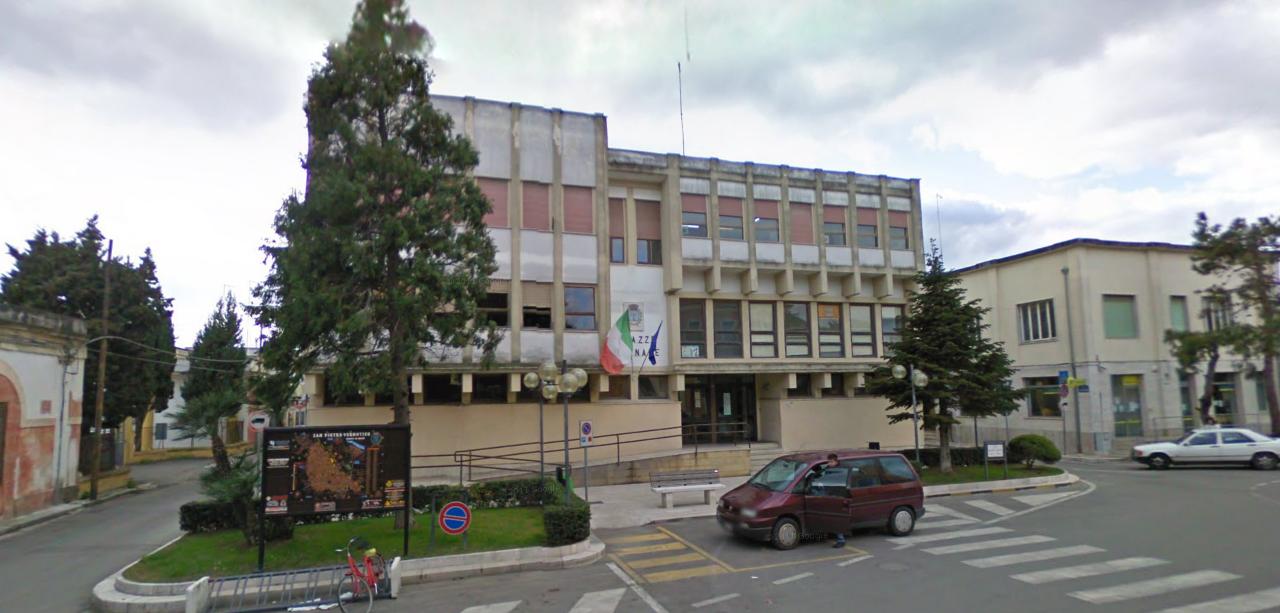 Palazzo comunale - San Pietro Vernotico