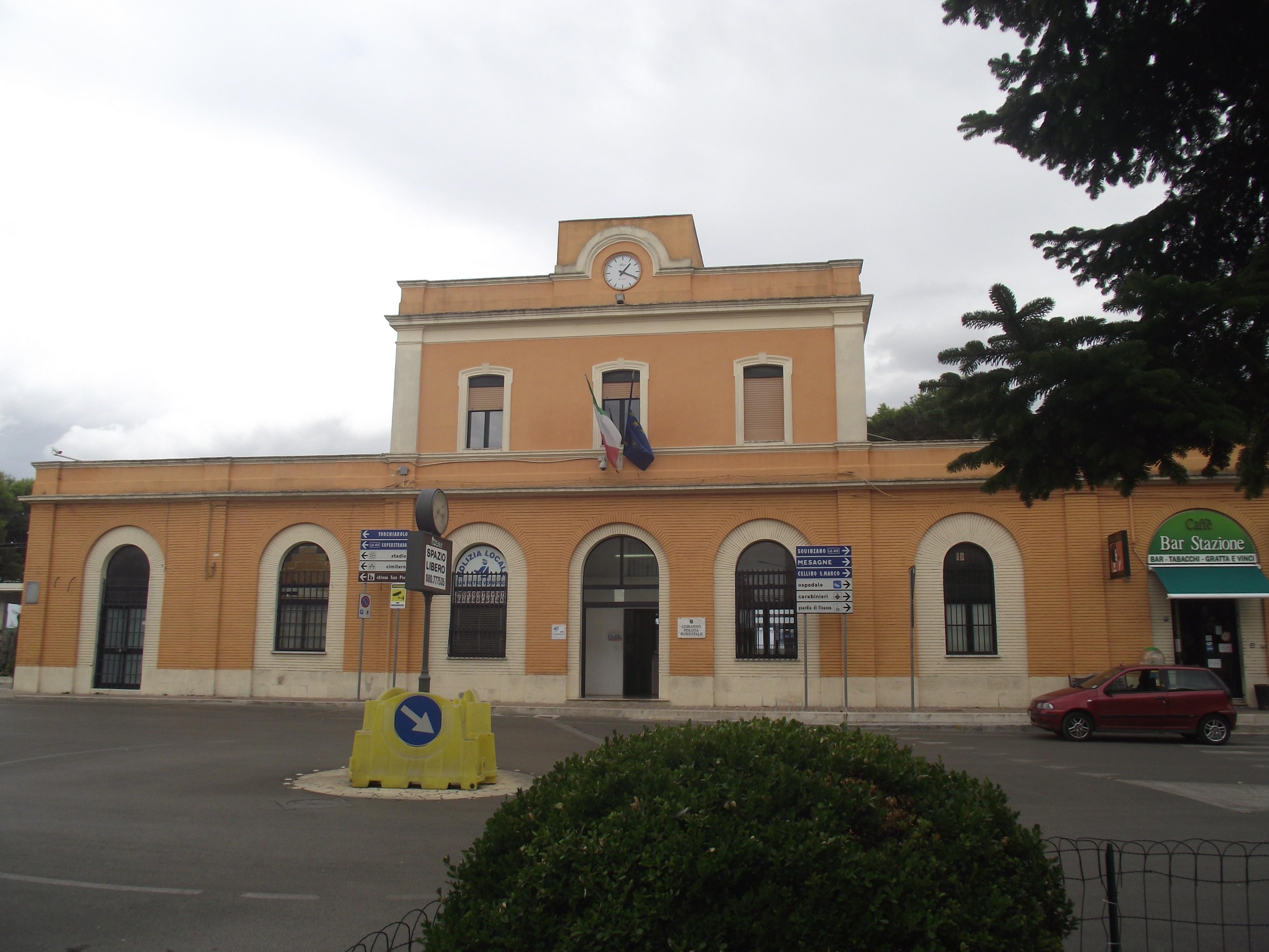 il Comando della Polizia Municipale - San Pietro Vernotico