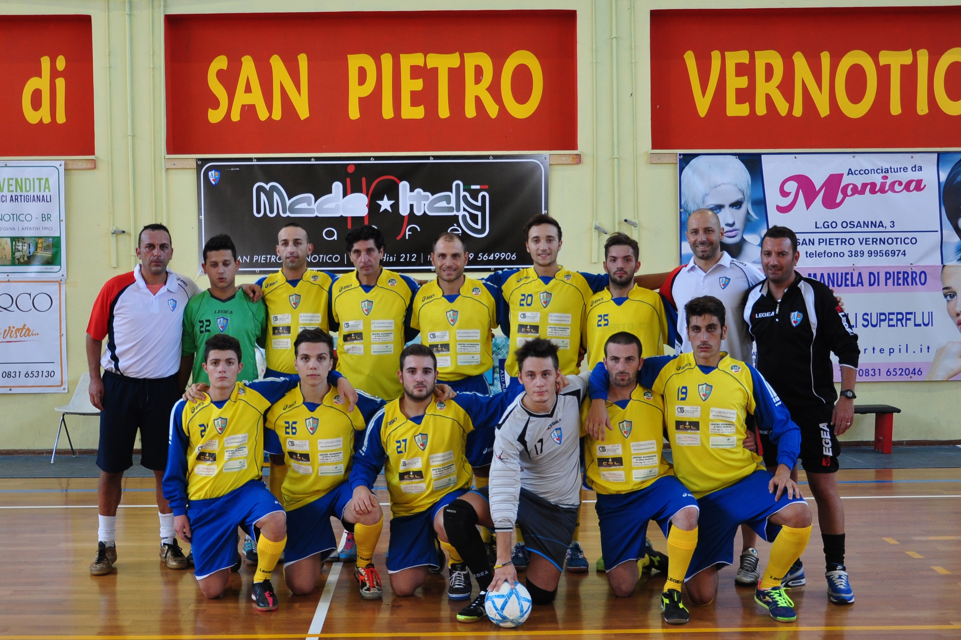 Alberto C5 squadra_001 2013 2014