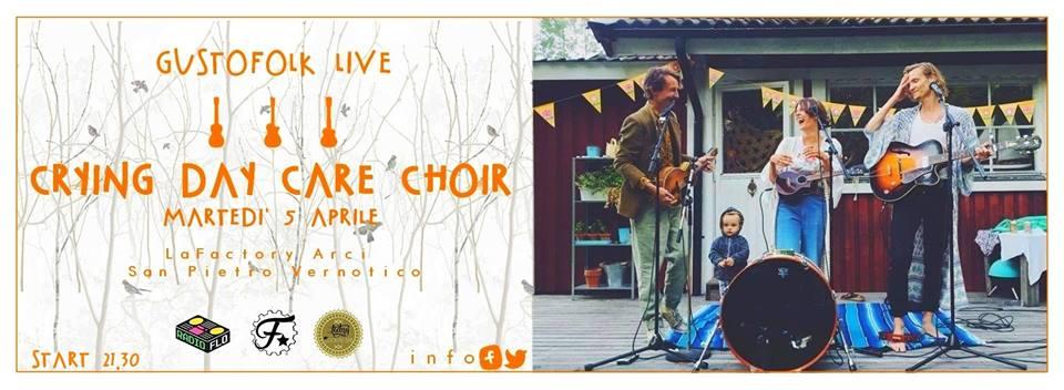 Gusto Folk Live 5 Aprile 2016