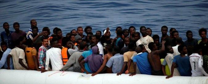 Migranti, l'Italia da sola a gestire la crisi