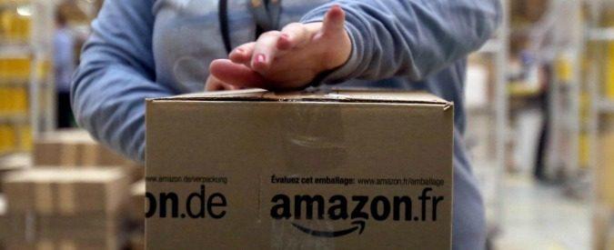 Braccialetto elettronico di Amazon, sembra un'idea di George Orwell invece è la realtà