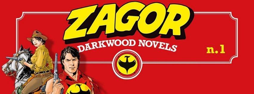 Gli occhi del destino - Zagor Darkwood Novels
