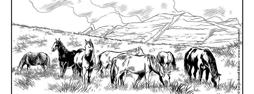 Il vento della prateria - Zagor Darkwood Novels