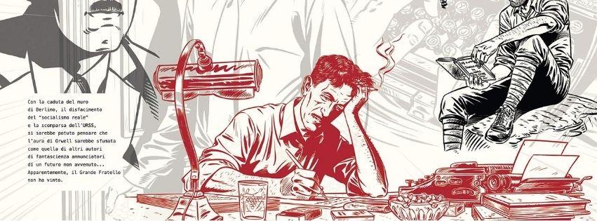 Orwell - graphic novel